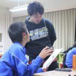 いよいよ明後日「中学生が作った!女川駅プロジェクションマッピング!」