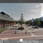 ストリートビューで女川町が見られます。